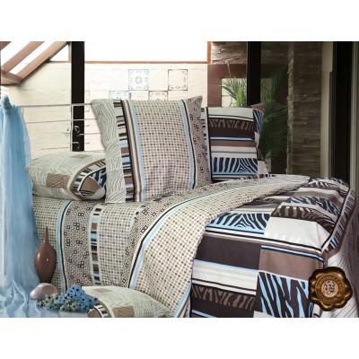 Комплект постельного белья Двуспальный, Бязь-100% хлопок (2-х сп.ЕТ0176)