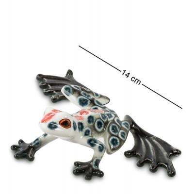 Фигурка Лягушка 14 см., фарфор Pavone, Италия