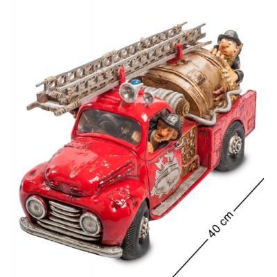 Статуэтка машина 40x17x19 см., полистоун Forchino, Франция