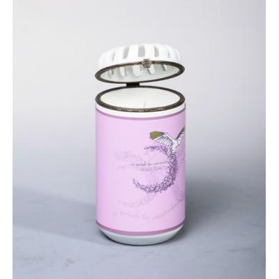"""Ароматическая свеча """"Бархатная роза"""" в керам.сосуде Serenity Candles, Австралия"""