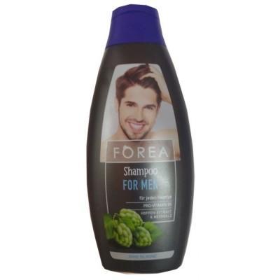 Шампунь для волос Forea для мужчин с экстрактом хмеля, 500 мл., Германия