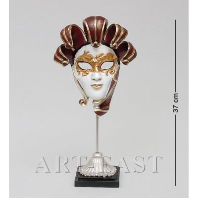 "Фигурка ""Венецианская маска"" 37 см., полистоун Noble Style"