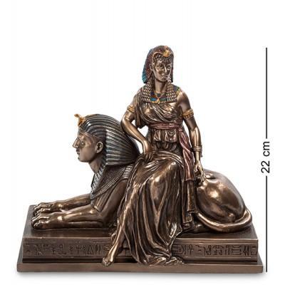 """Статуэтка """"Царица Нефертити"""" 24x11x22 см., Veronese, Гонконг"""