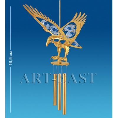 "Поющий ветерок ""Орел"" 9,5x6,5x16,5 см., Crystal Temptations, США"