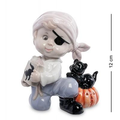 """Фигурка """"Halloween"""" 9x7,5x12 см., фарфор Pavone, Италия"""