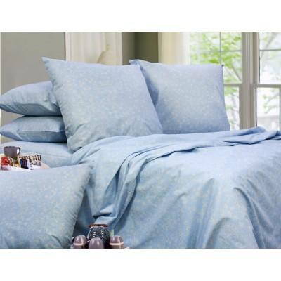 Комплект постельного белья Полуторный, Бязь-100% хлопок (1.5-сп.ЕТ0681)