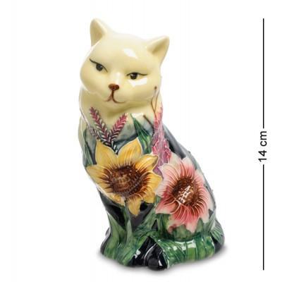 """Фигурка """"Кошка"""" 9x8x14 см., фарфор Pavone, Италия"""
