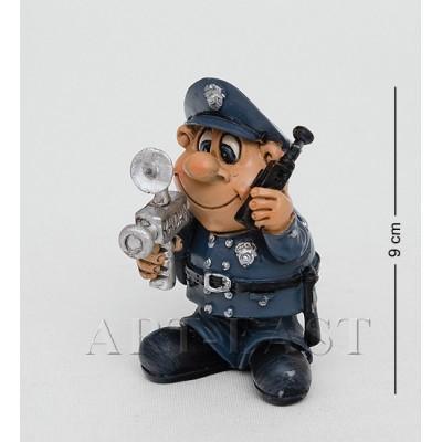 """Фигурка """"Инспектор"""", 7x6x9 см., полистоун Warren Stratford, Канада"""