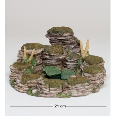 Подставка для лягушек, 21 см полистоун Sealmark, США