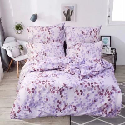 Комплект постельного белья Евро, Бязь-100% хлопок (ЕТ0715)