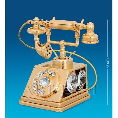 "Фигурка ""Телефон"" 6,5x5x6 см., Crystal Temptations, США"