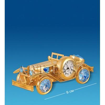 "Фигурка с часами ""Машина"" 9 см., Crystal Temptations, США"
