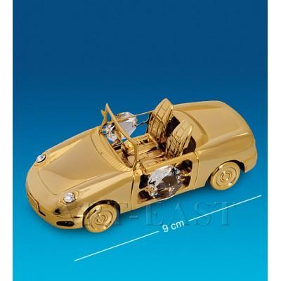 "Фигурка ""Спортивный автомобиль"" 9x4,5x3 см., Crystal Temptations, США"