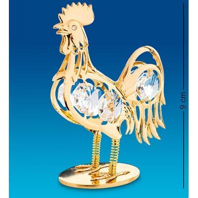 "Фигурка ""Петух"", 3,5x6,5x9 см., Crystal Temptations, США"