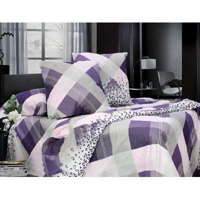 Комплект постельного белья Евро, Бязь-100% хлопок (ЕТ0708)