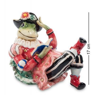 """Статуэтка """"Мистер Фрогги"""" 21,5x14x17 см., Pavone, Италия"""