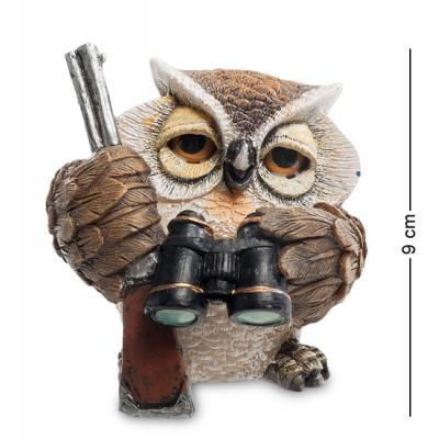 """Фигурка """"Сова"""" 7,5x9,5x9 см., полистоун Sealmark, США"""
