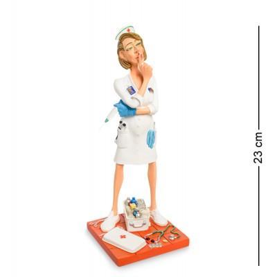 "Статуэтка ""Медсестра"" 23 см., полистоун Forchino, Франция"