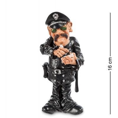 """Статуэтка """"Полицейский"""" 6,5x6x16 см., полистоун Warren Stratford Канада"""