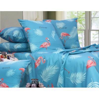 Комплект постельного белья Двуспальный, Бязь-100% хлопок (2-х сп.ЕТ0676)