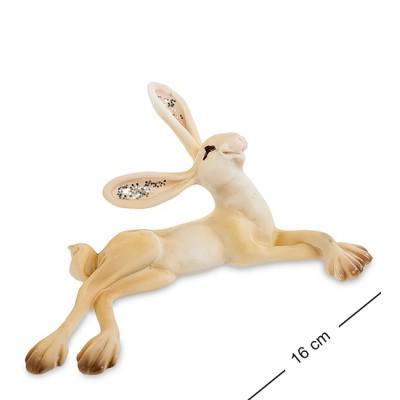 "Фигурка ""Кролик"" 16x12,5x6 см., полистоун"