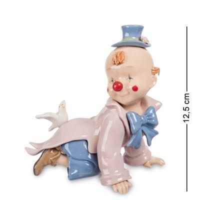 """Фигурка """"Клоун"""", 12x8x12,5 см., Pavone, Италия"""