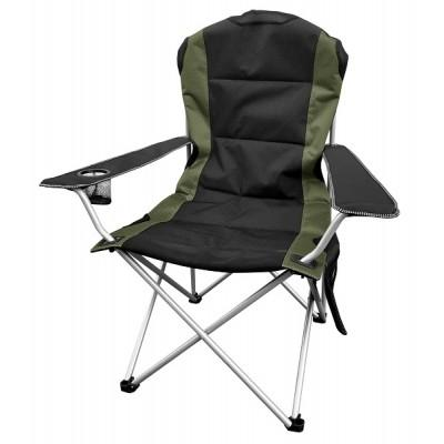 Портативное кресло Time Eco ТЕ-15 SD, черно-зеленое
