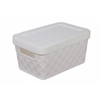 Ящик пластиковый 4,5 л., 18Х27Х14 см., Италия