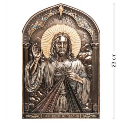 "Панно ""Божественное Милосердие"", 15х1х22 см., Veronese, Гонконг"