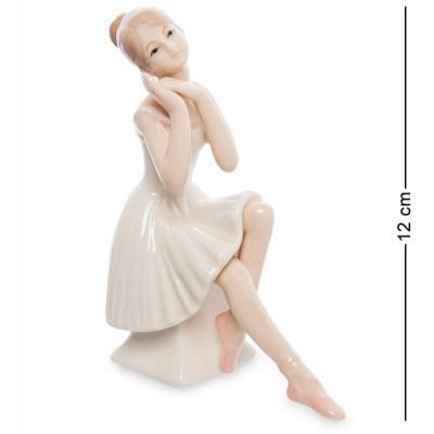 "Фигурка ""Балерина"", 6х9,5х12 см., фарфор"