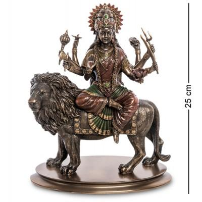 "Статуэтка ""Богиня Дурга - защитница богов и мирового порядка"", 18х12х26 см., Veronese, Гонконг"