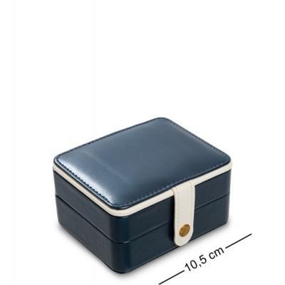 """Шкатулка для бижутерии """"Классика"""" 10,5х9х5,5 см., D"""