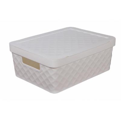 Ящик пластиковый 11л, 36х27х14 см., Италия