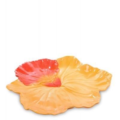 """Десертная тарелка """"Орхидея"""" 21 см., Pavone, Италия"""