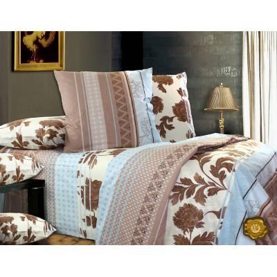 Комплект постельного белья Двуспальный, Бязь-100% хлопок (2-х сп.ЕТ0255)