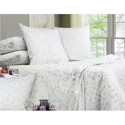 Комплект постельного белья Двуспальный, Ранфорс (2-х сп.ЕР0109)