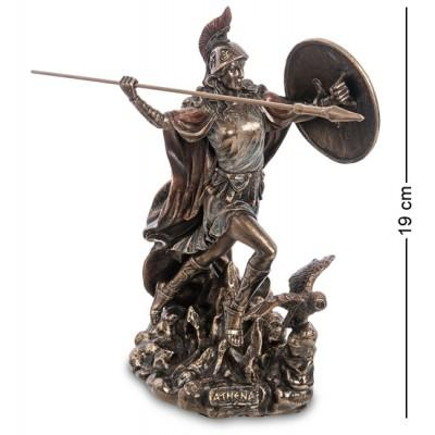 "Статуэтка ""Афина - Богиня мудрости и справедливой войны"", 12х7,5х20 см., Veronese, Гонконг"