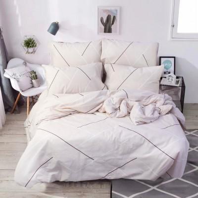 Комплект постельного белья Двуспальный, Бязь-100% хлопок (2-х сп.ЕТ0722)