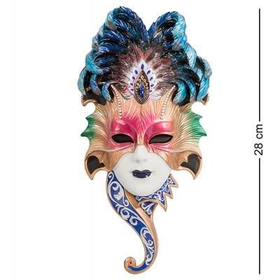 """Венецианская маска """"Сова"""" 14,5x4,5x28 см., Veronese, Гонконг"""