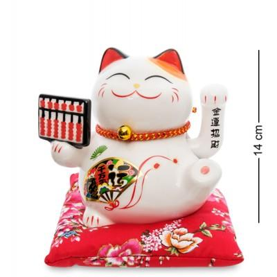 """Статуэтка """"Кошка манэки-нэко"""", 17x12x15 см"""