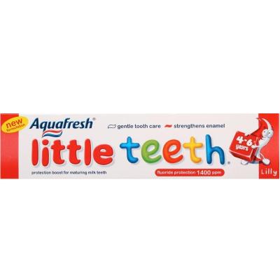 Зубная паста детская 3-5 лет Aquafresh Toothpaste 50 мл