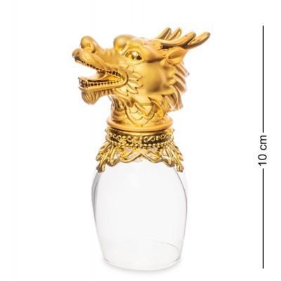 """Рюмка Хот-шот """"Символ Года - Дракон"""" 6x5x10 см., Гонконг"""