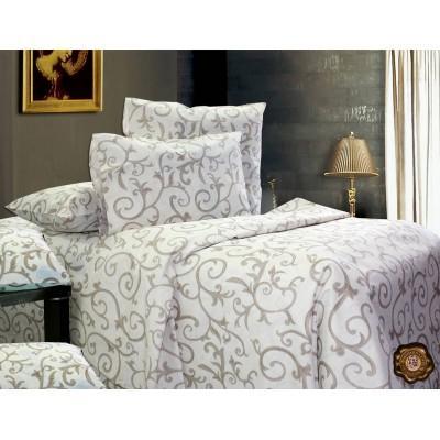 Комплект постельного белья Евро, Поликоттон (ЕП0044)