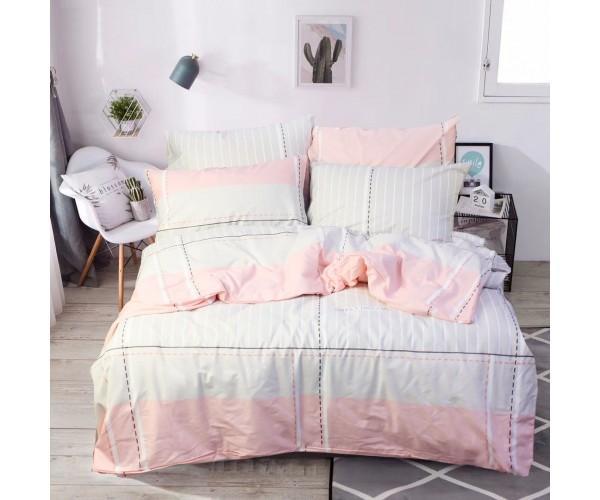 Комплект постельного белья Семейный, Бязь-100% хлопок (ЕТ0778)