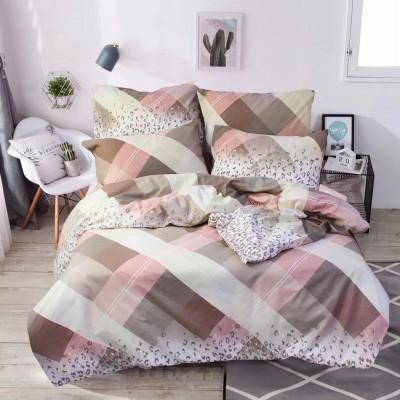 Комплект постельного белья Семейный, Бязь-100% хлопок (ЕТ0716)