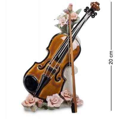 "Музыкальная фигурка ""Скрипка"" 17x10x20 см., Pavone, Италия"