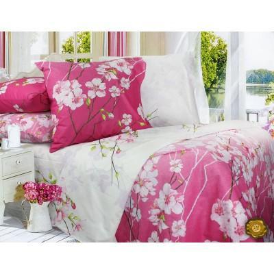 Комплект постельного белья Семейный, Бязь-100% хлопок (ЕТ0338)