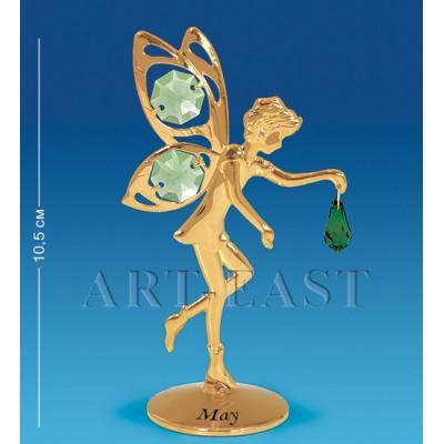 """Фигурка """"Фея"""" - май 6x4x10,5 см., Crystal Temptations, США"""