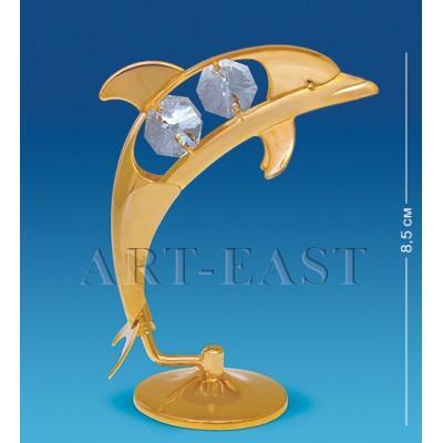 "Фигурка ""Дельфин"" 7x4x9,5 см., Crystal Temptations, США"