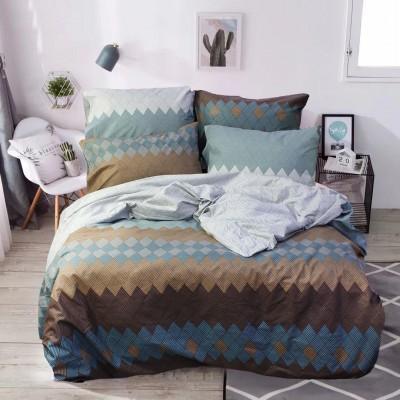 Комплект постельного белья Двуспальный, Бязь-100% хлопок (2-х сп.ЕТ0718)